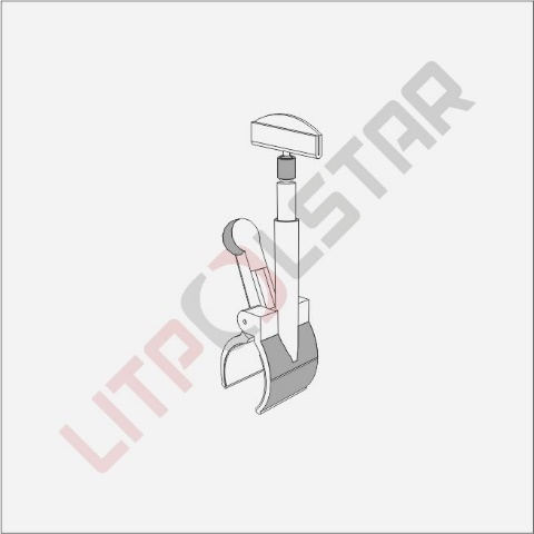 BUC & LH (Big Universal Clamp with Label Holder) Image